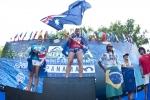 Open Women Finalists Codie Klein, Dimity Stoyle, Suelen Naraisa, Ella Williams and Karin Sierralta