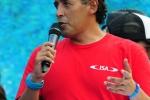 ISA Vicepresident Karin Sierralta