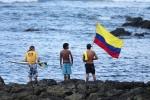 Team Ecuador. Credits: ISA/ Michael Tweddle