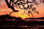 Sunset. Credit: ISA/ Michael Tweddle