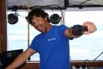 Beach Announcer Juan Pablo \