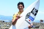 JPN -  Kazutomo Nakamura. Credit: ISA/ Michael Tweddle