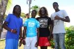 Team Jamaica. Credit: ISA/ Michael Tweddle