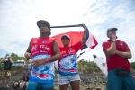 Team Costa Rica. Credit: ISA/ Rommel Gonzales