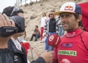 Gabriel Villaran from Team Peru. Credit: ISA/ Michael Tweddle