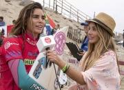 Vania Torres from Team Peru. Credit: ISA/ Michael Tweddle