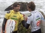 PER - Cristobal De Col and PER - Sebastian Alarcon. Credit: ISA/ Michael Tweddle