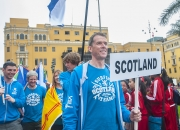 Team Scotland. Credit: ISA/ Rommel Gonzales