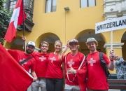 Team Switzerland. Credit: ISA/Rommel Gonzales