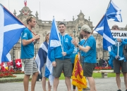Team Scotland. Credit:ISA/Rommel Gonzales