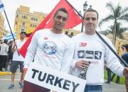 Team Turkey. Credit:ISA/Rommel Gonzales