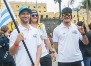 Team Uruguay. Credit:ISA/Rommel Gonzales