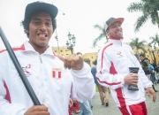 Team Peru. Credit:ISA/Rommel Gonzales