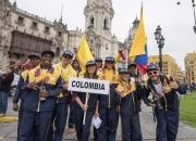 Team Colombia. Credit: ISA/Michael Tweddle