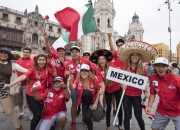 Team Mexico. Credit: ISA/ Michael Tweddle