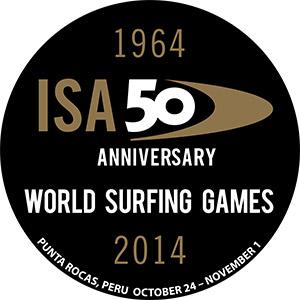 ISA WSG 2014 Logo