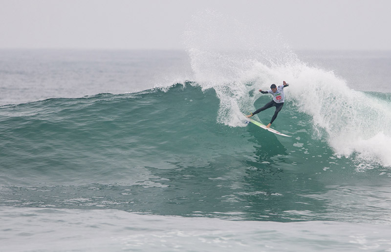 Argentina's Nahuel Rull. Photo: ISA/Rommel Gonzales