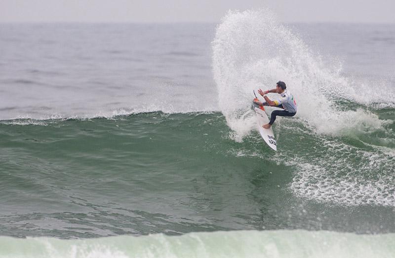 Australia's Hayden Blair. Photo: ISA/Rommel Gonzales