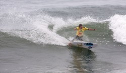 THE STAGE IS SET FOR THE FINALS OF THE CLARO ISA 50TH ANNIVERSARY WORLD SURFING GAMES