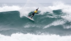 ECUADOREAN WOMAN EARNS THE HIGHEST SCORE OF THE CLARO ISA 50TH ANNIVERSARY WORLD SURFING GAMES