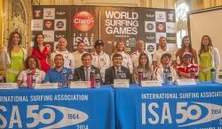 CLARO ISA 50TH ANNIVERSARY WORLD SURFING GAMES BEGINS FRIDAY Image Thumb