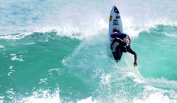 ANOTHER GREAT DAY OF ACTION DURING DAY 4 OF THE CLARO ISA 50TH ANNIVERSARY WORLD SURFING GAMES