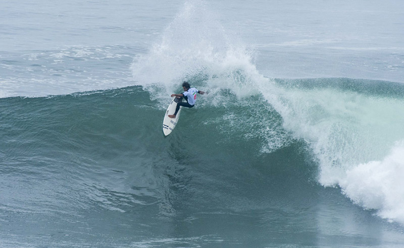 Mexico's Diego Cadena. Photo: ISA/Michael Tweddle