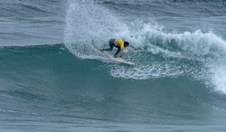 COMPETITION INTENSIFIES ON DAY 5 OF THE CLARO ISA 50TH ANNIVERSARY WORLD SURFING GAMES IN PUNTA ROCAS, PERU